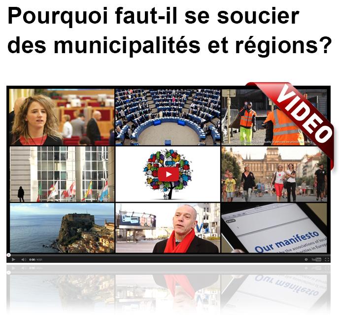 Pourquoi faut-il se soucier des municipalités et régions?