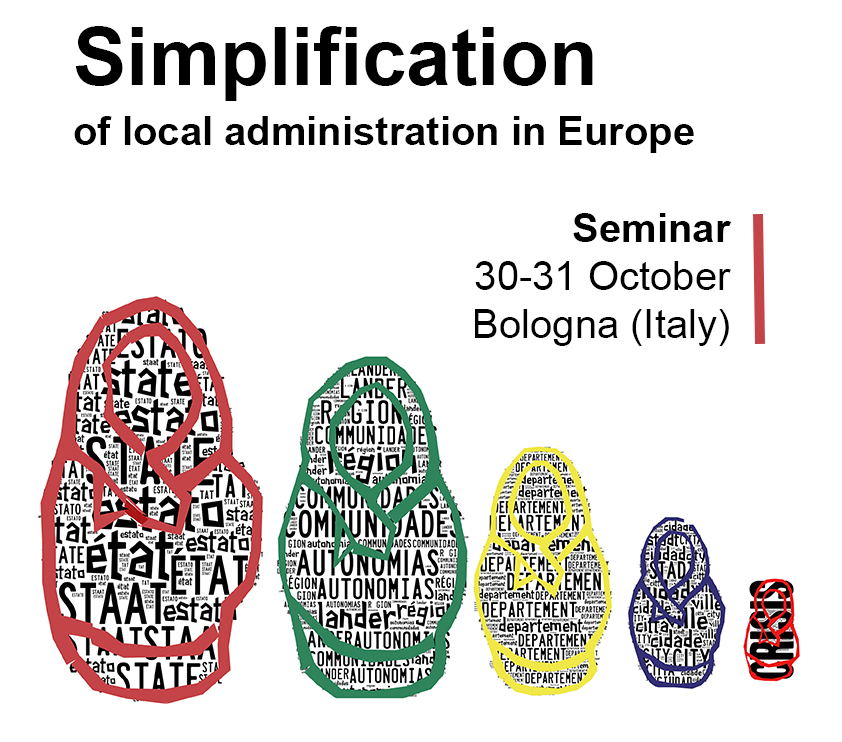 Simplification of local administration in Europe: levels and dimensions